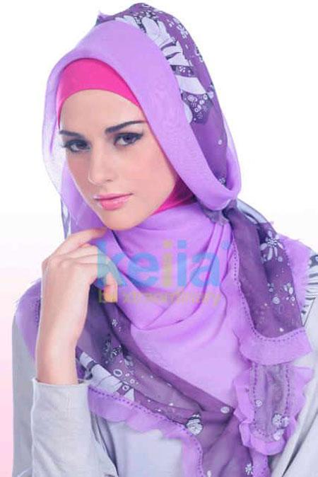 Cara Cara Praktis Menggunakan Hijab | newhairstylesformen2014.com